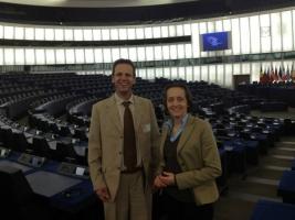 Besuch in Straßburg 2014