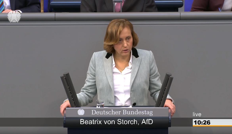 Bericht aus Berlin – 02.03.2018