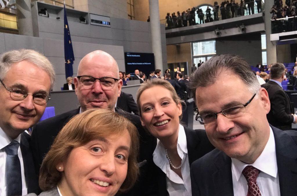 Bericht aus Berlin – 16.03.2018