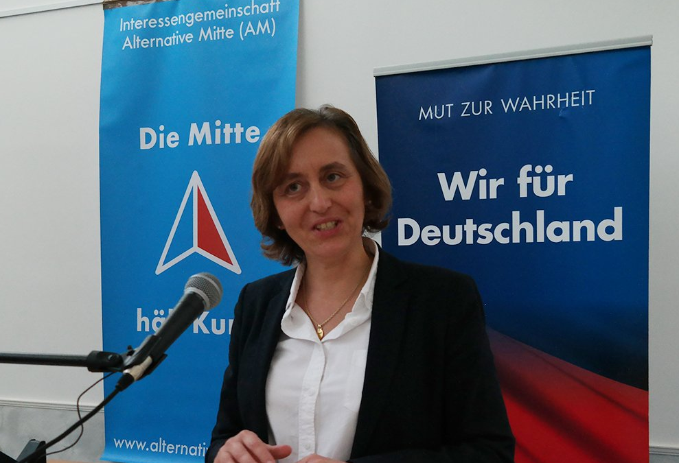 "Meine Rede zum Bundestreffen der ""Alternativen Mitte"" (AM) am 22. April 2018 in Dinslaken"
