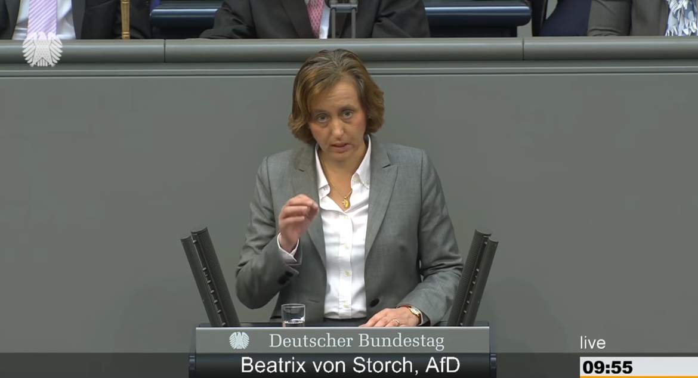 Bericht aus dem Bundestag – 27.04.2018