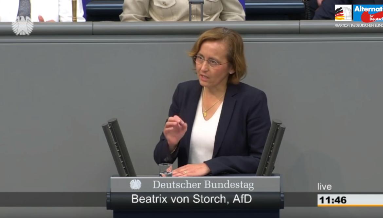 Rede im Bundestag am 15.06.2018 als Volltext