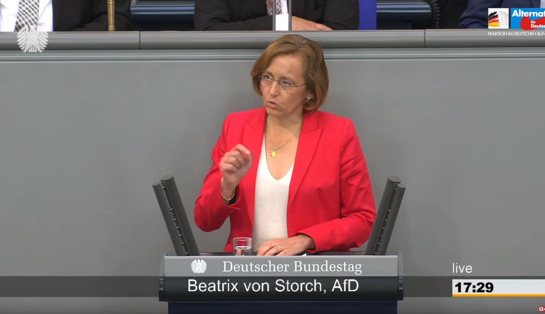 Bericht aus dem Bundestag – 08.06.2018