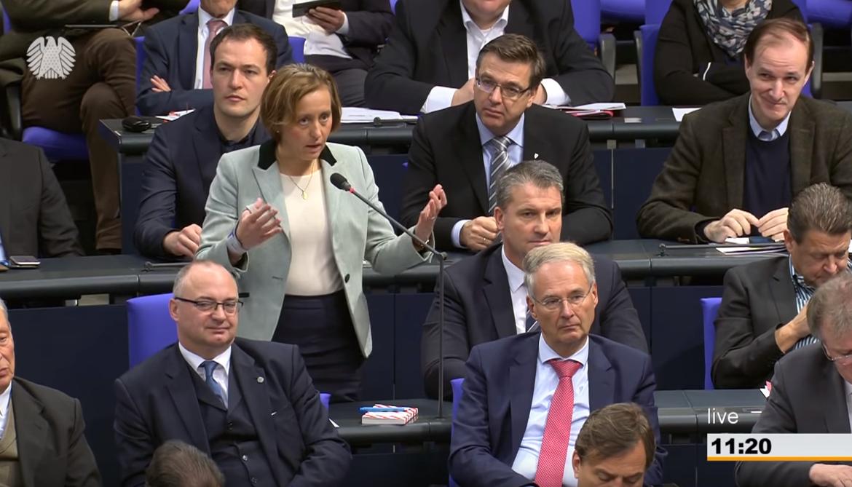 Bericht aus dem Bundestag – 07.12.2018