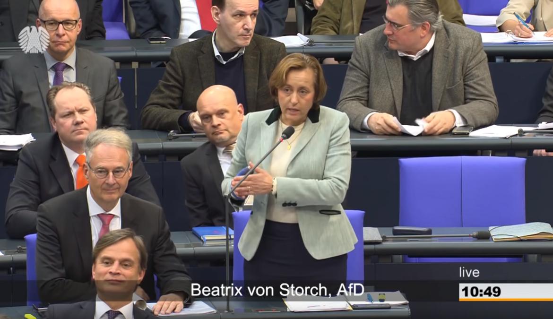 Bericht aus dem Bundestag – 22.02.2019