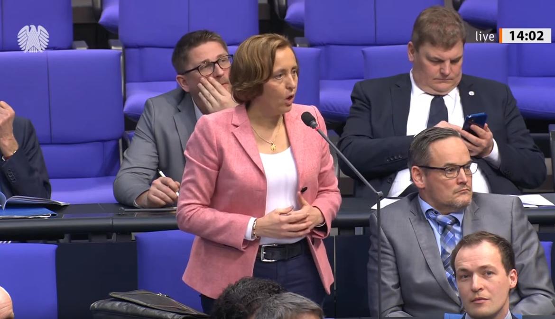 Bericht aus dem Bundestag – 14.02.2020
